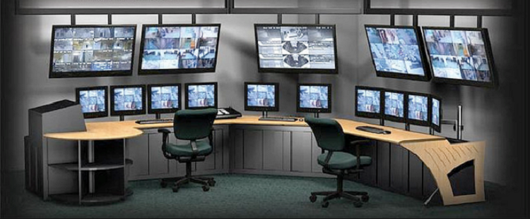 CCTV Systems & Monitoring security