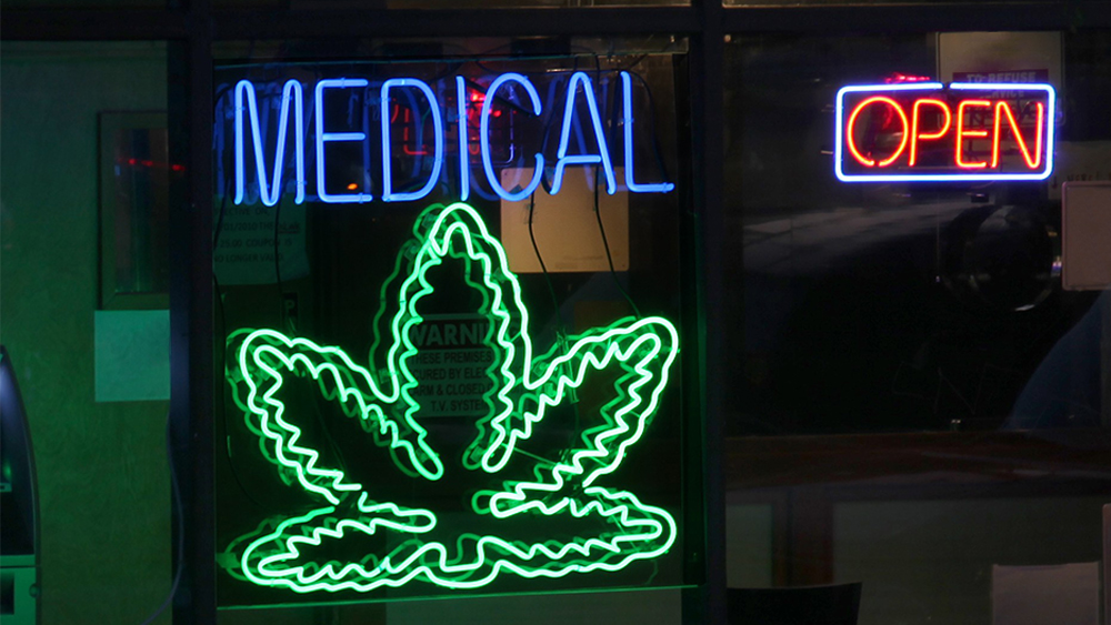 medical marijuana and dispensary security